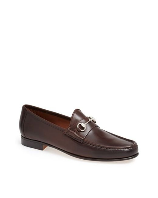 Allen Edmonds | Brown 'verona Ii' Bit Loafer for Men | Lyst