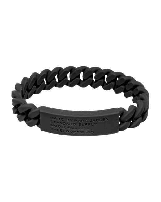 Marc By Marc Jacobs | Black Bracelet | Lyst
