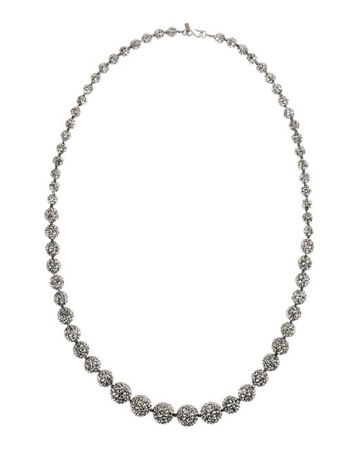 Kenneth Jay Lane | Gray Necklace | Lyst
