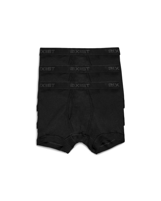 2xist | Black 2(x)ist Boxer Briefs, Pack Of 3 for Men | Lyst