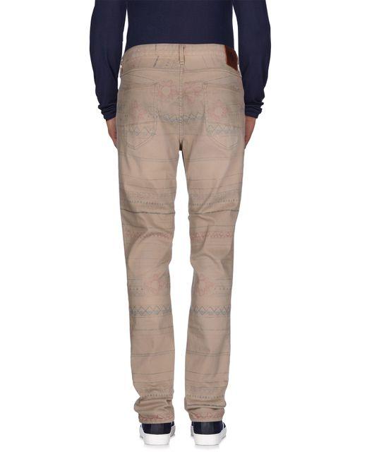 Scotch & Soda | Natural Denim Trousers for Men | Lyst