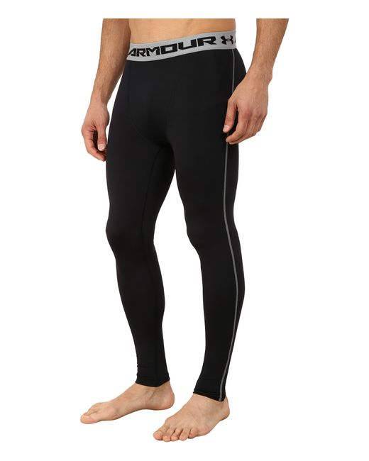 Under Armour | Black Armour® Heatgear® Compression Legging for Men | Lyst
