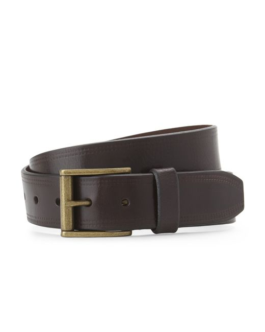 fossil colton belt in brown save 43 lyst