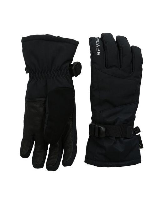 Spyder   Black Facer Conduct Ski Glove   Lyst