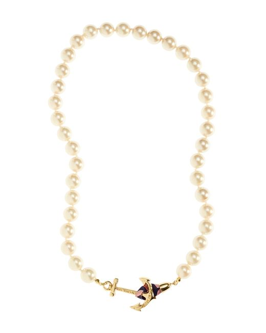 Brooks Brothers | White Kiel James Patrick Pearl Necklace | Lyst