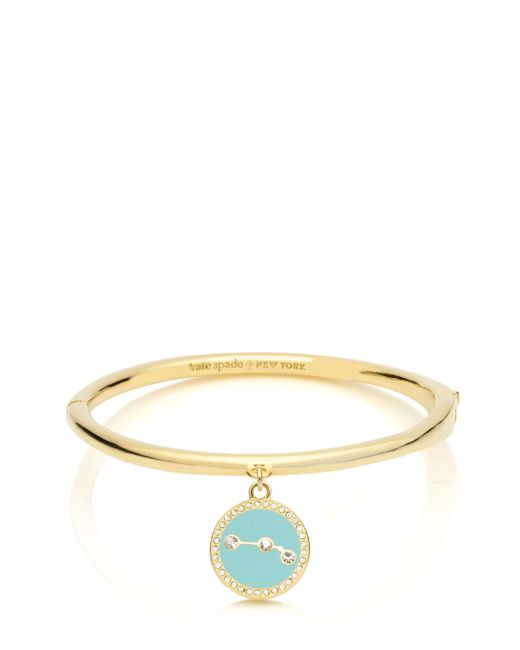 kate spade new york | Multicolor In The Stars Aries Bangle | Lyst