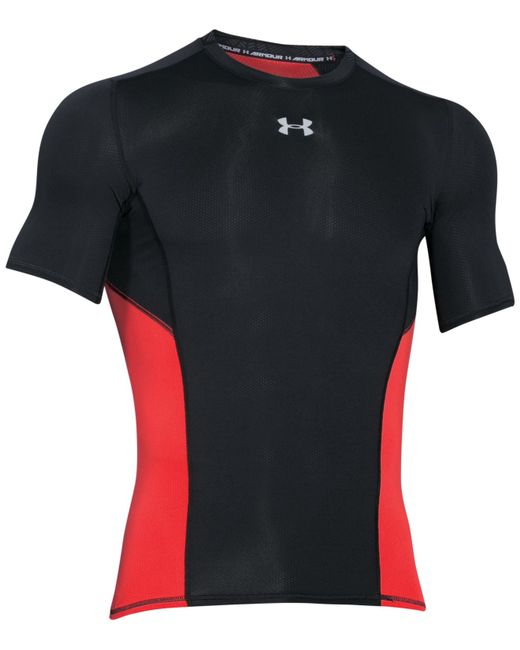 under armour men 39 s coolswitch t shirt in black for men