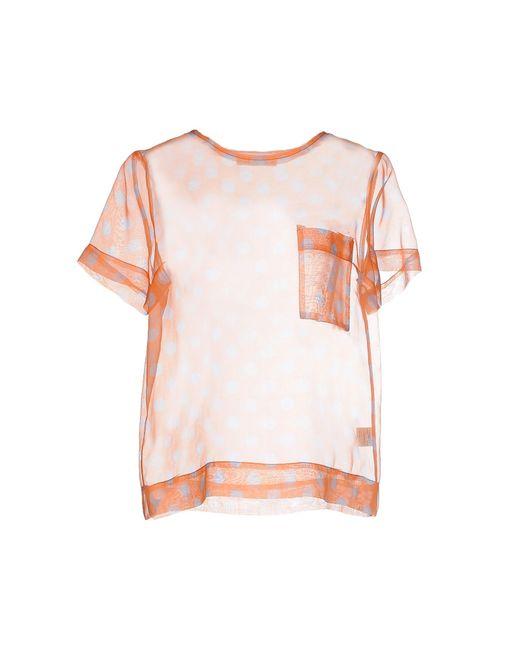 Jucca | Orange Blouse | Lyst
