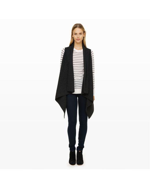 Club Monaco | Gray Karthik Sweater Vest | Lyst