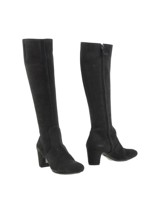 Roberto Del Carlo | Gray Boots | Lyst