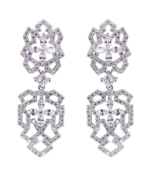 Carat* | Metallic Thyra Heroines Drop Earrings | Lyst