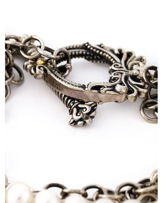 Stephen Webster | Metallic Pearl Bracelet | Lyst