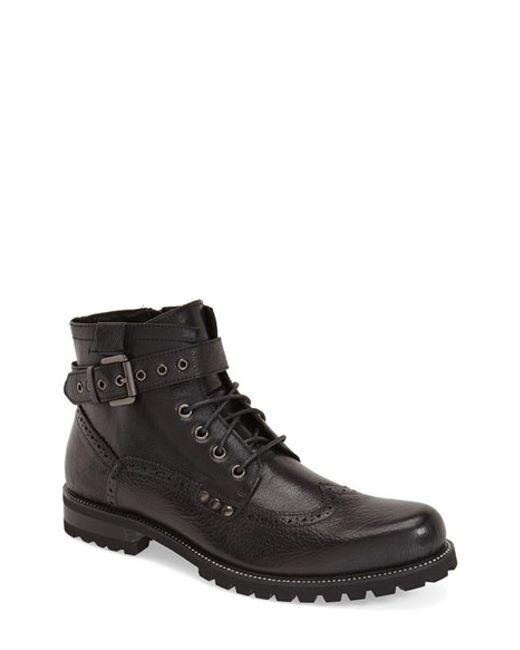 Joe's Jeans   Black 'slops' Boot for Men   Lyst