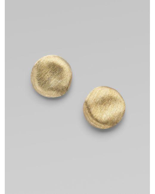 Marco Bicego | Metallic Jaipur 18k Yellow Gold Earrings | Lyst