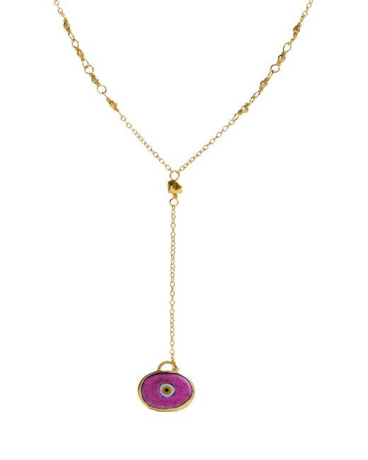 Chan Luu | Metallic Necklace | Lyst