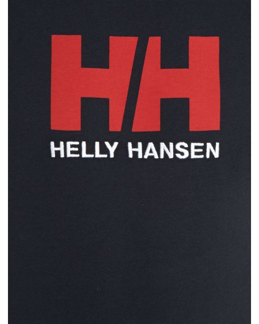 Helly Hansen | Blue Hh Logo T-shirt for Men | Lyst