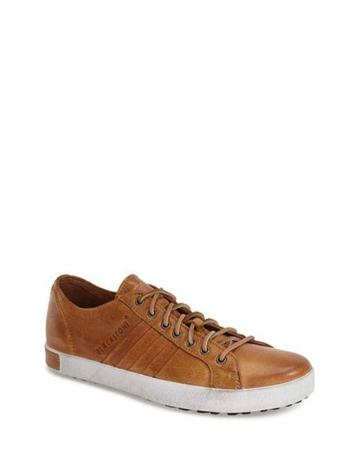 Blackstone | Brown 'jm 11' Sneaker for Men | Lyst