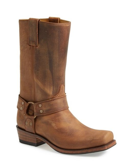 Sendra Boots Tall Harness Boot in Brown for Men (tan) | Lyst