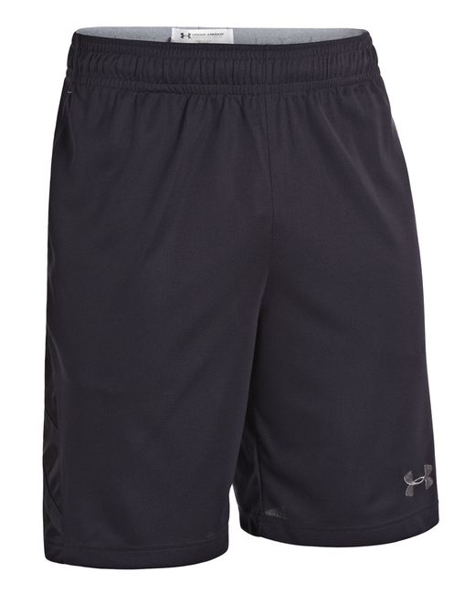 Under Armour | Black Big Timin Basketball Shorts for Men | Lyst