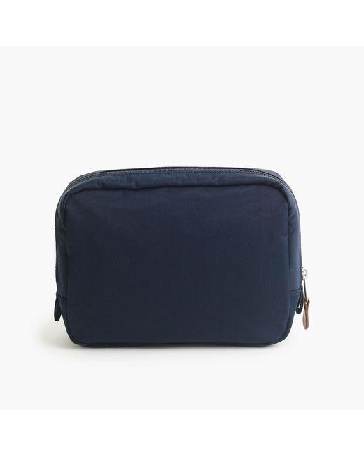 J.Crew | Blue Harwick Travel Kit for Men | Lyst