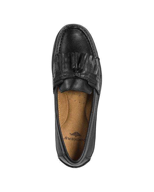Dockers Sinclair Shoes Black