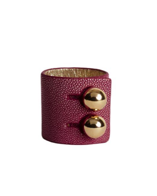 Rachael Ruddick | Purple Wide Cuff | Lyst