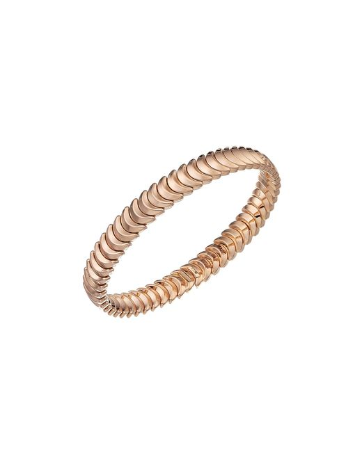 Chimento | Pink 18k Rose Gold Armillas Collection Ridge Curve Bracelet | Lyst