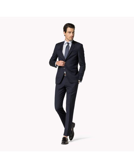 Tommy Hilfiger | Blue Suit Separate Slim Fit Blazer for Men | Lyst