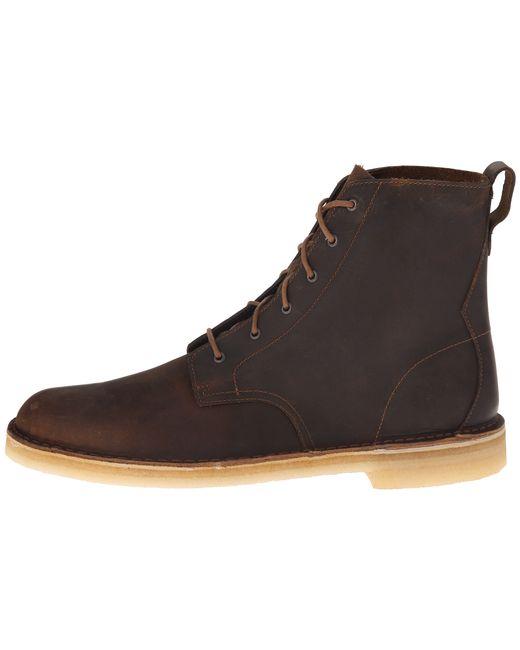 Clarks | Brown Desert Mali Boot for Men | Lyst