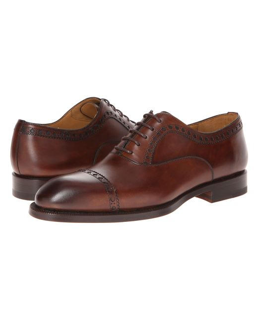 Magnanni Shoes | Brown Men ́s Gerardo Oxford for Men | Lyst