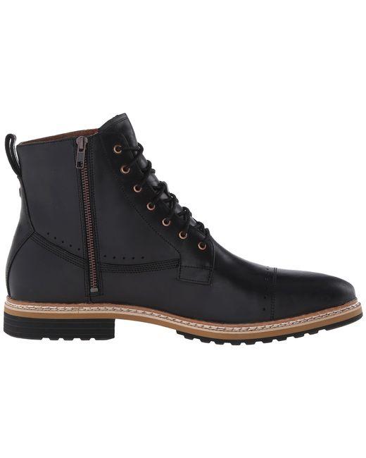 Timberland West Haven 6 Quot Side Zip Boot In Black For Men