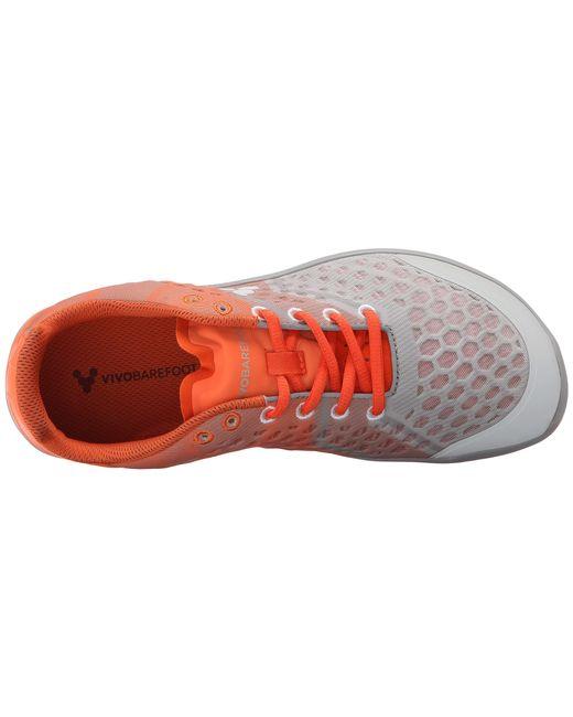 Vivobarefoot Stealth Ii In Orange For Men Lyst