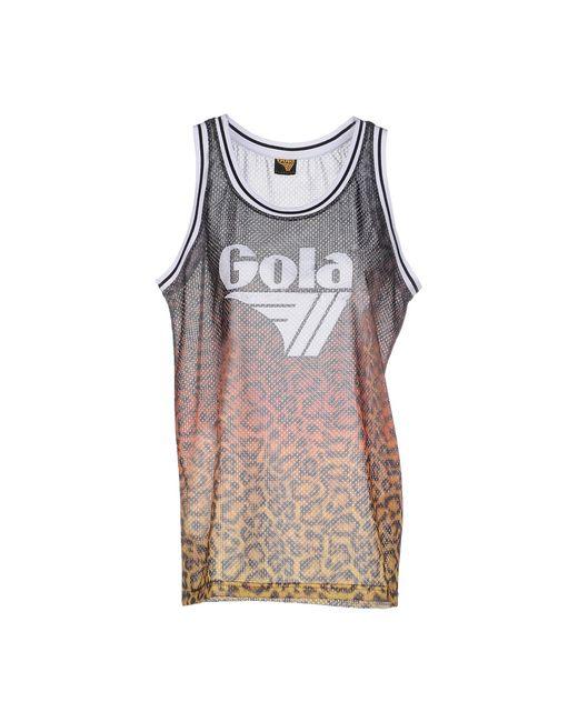 Gola | Orange Tank Top for Men | Lyst