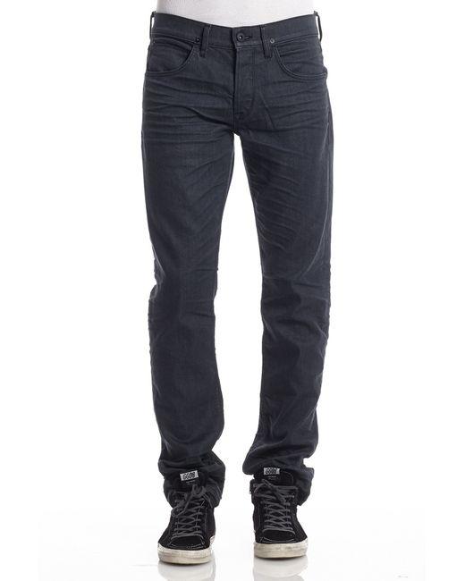 Hudson Jeans   Gray Blake Slim Straight for Men   Lyst