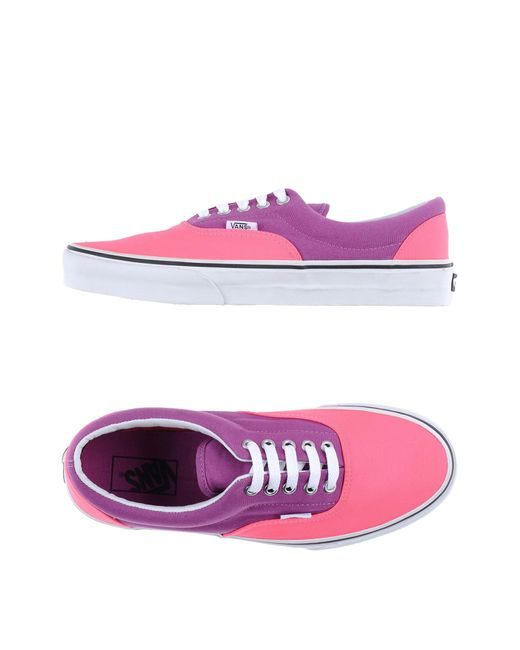 Vans | Purple Low-tops & Trainers | Lyst