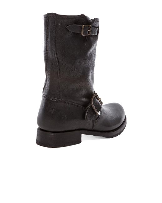 Frye | Black Ilana Pull On Boots | Lyst