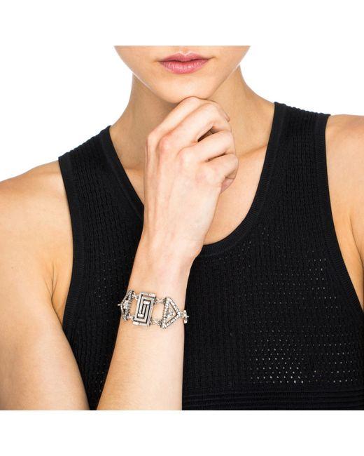 Lulu Frost | Metallic Lucent Bracelet | Lyst