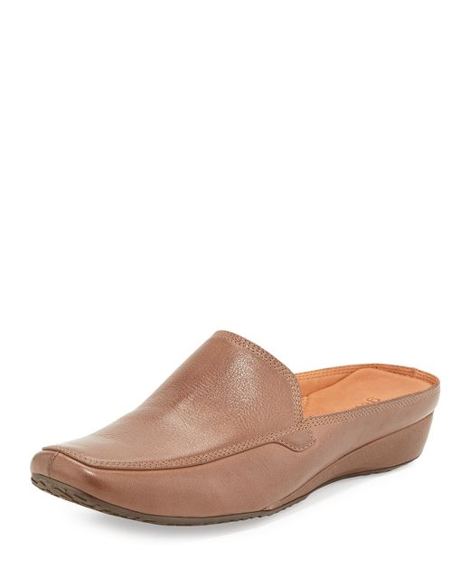 Gentle Souls | Natural Imex Demi-Wedge Mules | Lyst