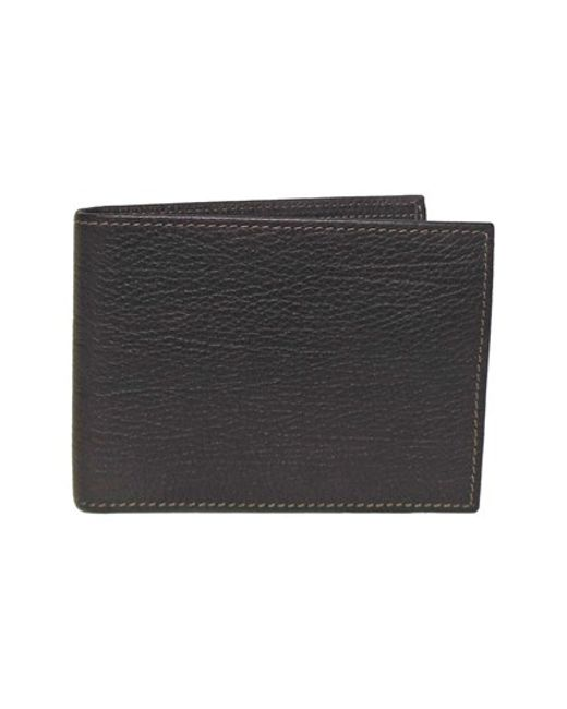 Boconi | Brown Leather Id Wallet for Men | Lyst