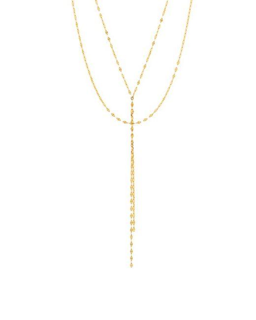 Lana Jewelry | Metallic Blake Necklace | Lyst