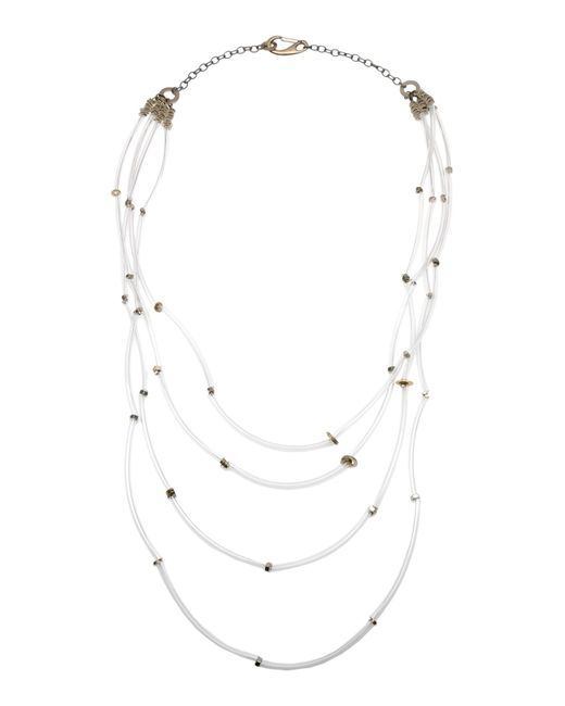 Masnada | Multicolor Necklace | Lyst
