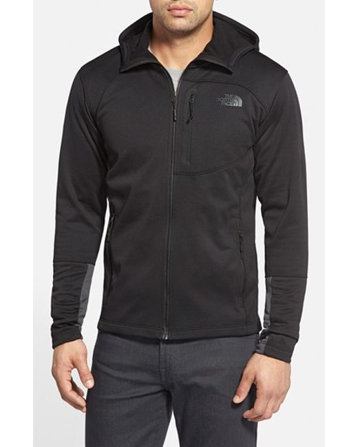 The North Face | Black 'canyonlands' Full Zip Hoodie for Men | Lyst