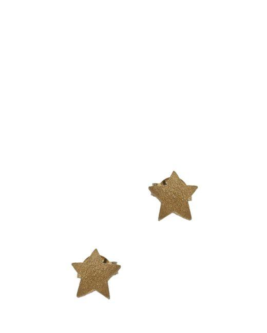Carolina Bucci   Metallic Single Star Stud Earring   Lyst