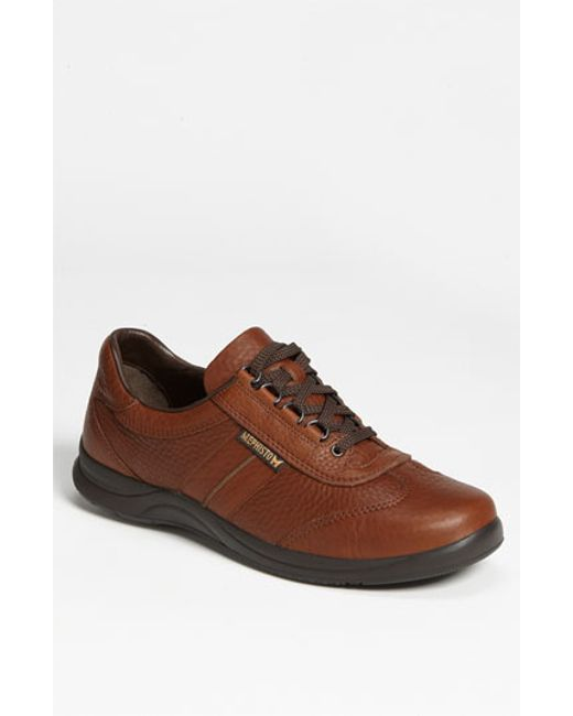 Mephisto | Brown 'hike' Walking Shoe for Men | Lyst