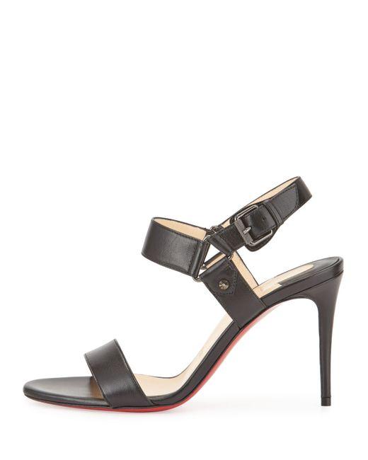 louboutin shoe prices - christian louboutin crocodile embellished sandals, louboutin ...