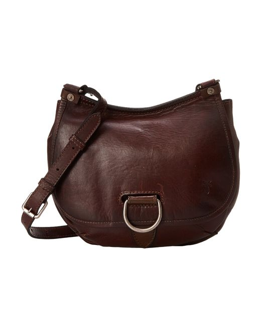 Frye | Purple Amy Crossbody | Lyst