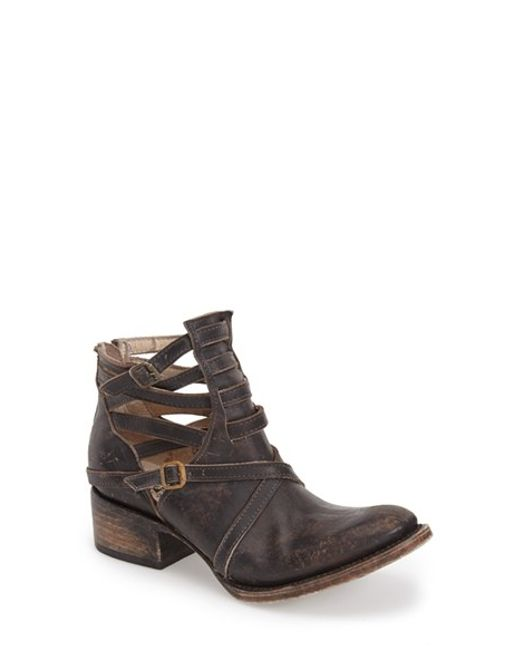 Freebird by Steven | Brown 'stairway' Leather Boot | Lyst