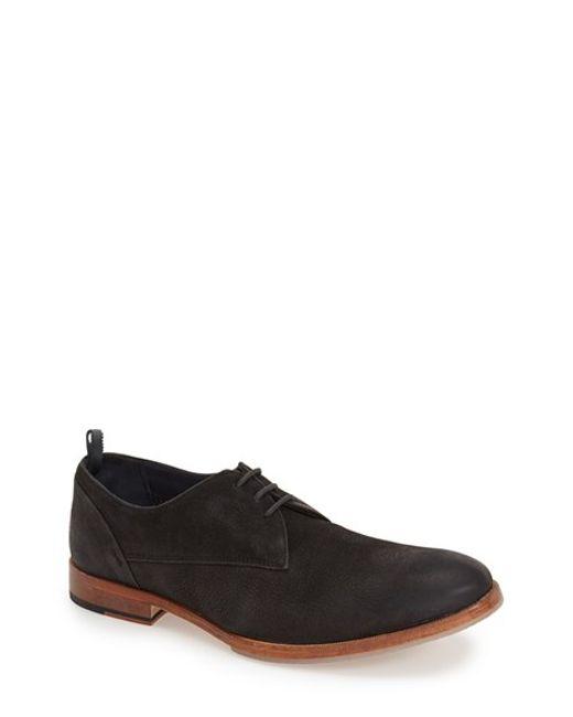 J SHOES | Black 'mar' Plain Toe Derby for Men | Lyst