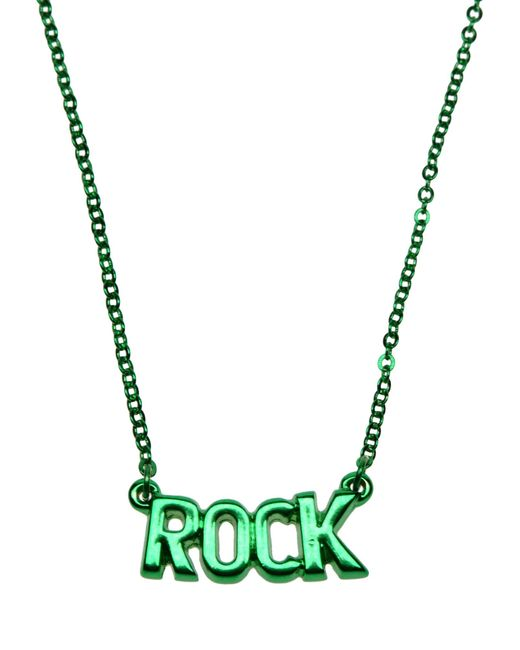 Patrizia Pepe | Green Necklace | Lyst