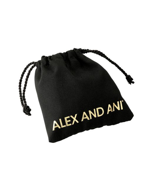 ALEX AND ANI   Metallic Charity By Design - The Way Home Expandable Charm Bangle Bracelet   Lyst
